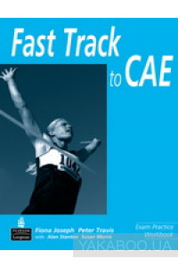 Фото - Fast Track to CAE Exam Practice Workbook