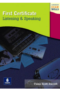 Фото - First Certificate Listening and Speaking Student's Book