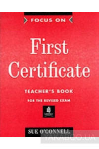 Фото - Focus on First Certificate Teacher's Book