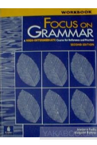 Фото - Focus on Grammar. High-Intermediate Level. Workbook