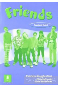 Фото - Friends 1. Teacher's Book