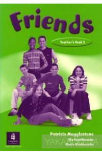 Фото - Friends 2. Teacher's Book