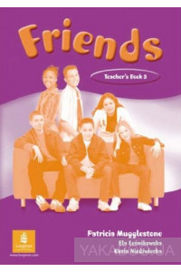 Фото - Friends 3. Teacher's Book