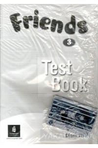 Фото - Friends 3. Test Book (+ Cassette Pack)
