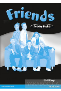 Фото - Friends 3. Workbook