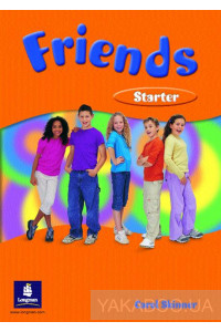Фото - Friends. Starter Level. Students' Book