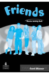 Фото - Friends. Starter Level. Workbook