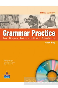Фото - Grammar Practice Upper Intermediate Book with Key (+ CD-ROM)