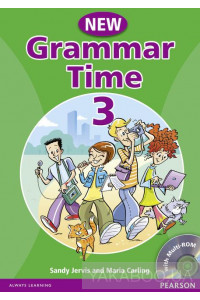 Фото - Grammar Time. Level 3. Students' Book (+ CD)