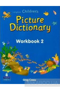 Фото - Longman Children's Picture Dictionary: Workbook 2