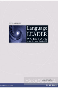 Фото - Language Leader Intermediate Workbook with Key (+ CD)