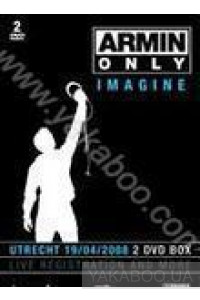 Фото - Armin van Buuren: Imagine. Utrecht 19/04/2008. Live Registration and More (2 DVD)