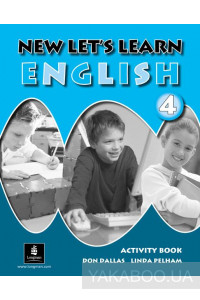 Фото - New Let's Learn English 4. Activity Book