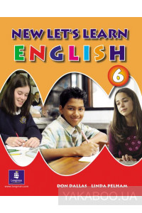 Фото - New Let's Learn English 6. Pupils' Book