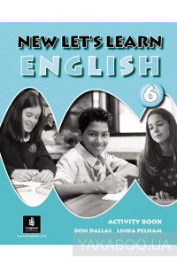 Фото - New Let's Learn English 6. Activity Book