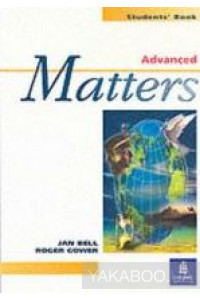 Фото - Advanced Matters. Student's Book