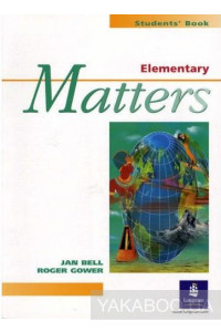 Фото - Elementary Matters. Students' Book