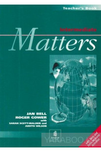 Фото - Intermediate Matters. Teacher's Book