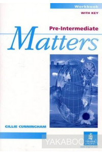 Фото - Pre-intermediate Matters. Workbook
