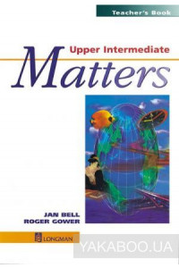Фото - Upper Intermediate Matters. Teachers' Book