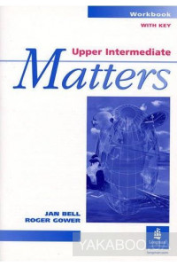 Фото - Upper Intermediate Matters. Workbook