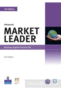 Фото - Market Leader Advanced Practice File (+ CD)