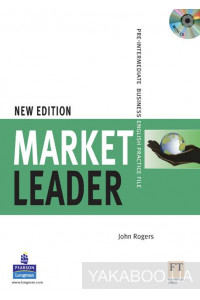 Фото - Market Leader New Edition! Pre-intermediate Practice File (+ CD)