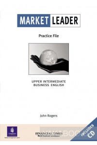 Фото - Market Leader Upper Intermediate Practice File Pack