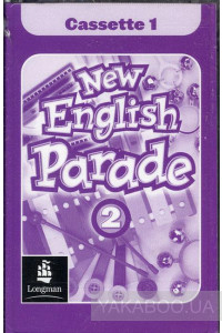 Фото - New English Parade. Level 2. Set of 2 Cassettes