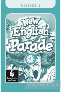 Фото - New English Parade. Level 3. Set of 2 Cassettes