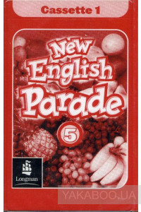 Фото - New English Parade. Level 5. Set of 2 Cassettes