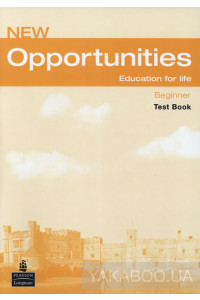 Фото - Opportunities Global Beginner Test Book