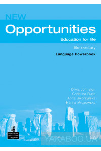 Фото - Opportunities Global Elementary Language Powerbook