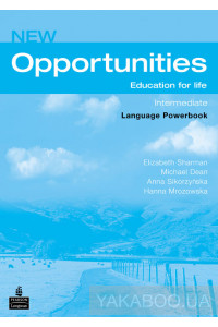 Фото - Opportunities Global Intermediate Language Powerbook