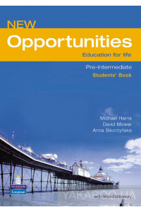 Фото - Opportunities Global Pre-Intermediate Students' Book