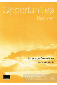 Фото - Opportunities Beginner Language Powerbook
