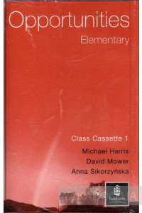 Фото - Opportunities Elementary Class Cassette Set