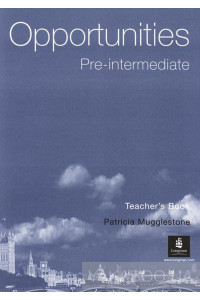 Фото - Opportunities Pre-intermediate Teacher's Book
