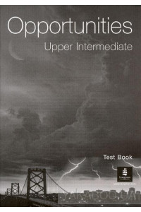 Фото - Opportunities Upper Intermediate Test Book Pack