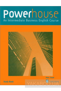 Фото - Powerhouse: An Intermediate Business English Course Study Book