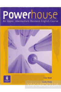 Фото - Powerhouse: An Upper Intermediate Business Course Study Book