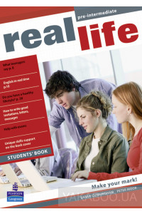 Фото - Real Life Global Pre-Intermediate Students' Book
