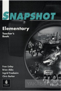 Фото - Snapshot Elementary Teacher's Book