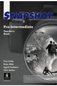 Фото - Snapshot Pre-intermediate Teacher's Book