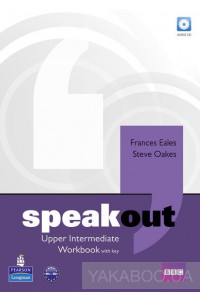 Фото - Speakout Upper Intermediate Workbook with Key (+ CD)