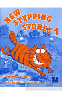 Фото - New Stepping Stones 1. Activity Book
