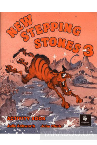 Фото - New Stepping Stones 3. Activity Book