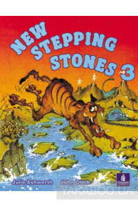 Фото - New Stepping Stones 3. Coursebook