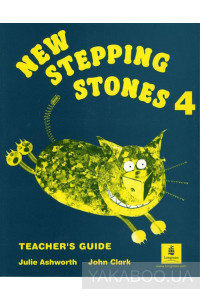 Фото - New Stepping Stones 4. Teacher's Book