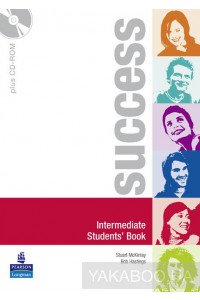 Фото - Success Intermediate Students' Book (+ CD)